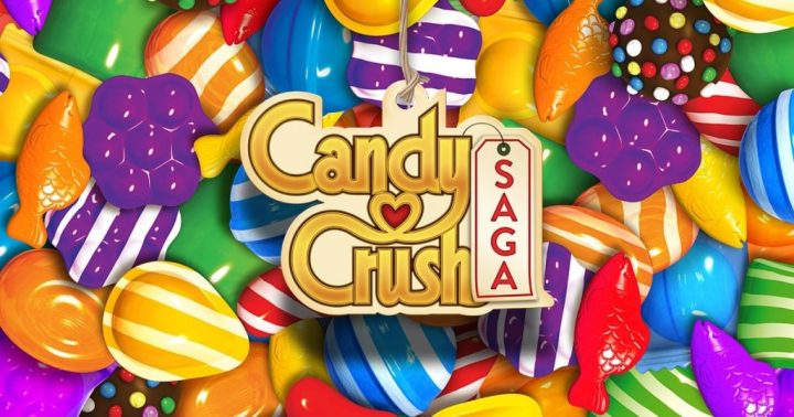 Candy Crush Saga android mobile game free to play online mobile game