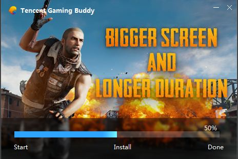 tencents emulator to play pubg on pc