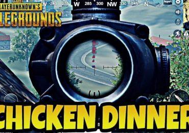 Winner Winner Chicken Dinner In PUBG Mobile