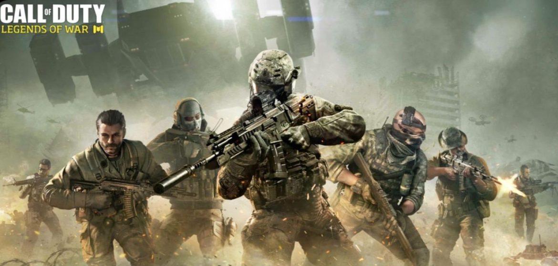 Call of Duty Legends War Mobile