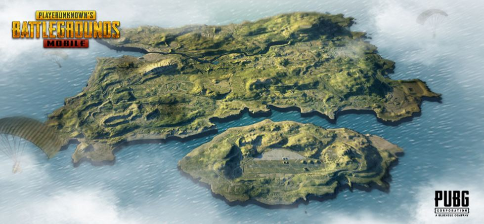 Erangel Map Loot Location PUBG Mobile