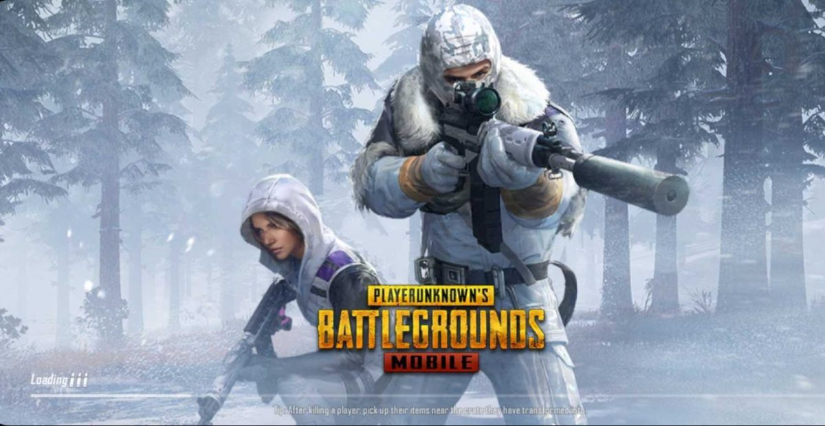 PUBG: Playerunknown's Battlegrounds Mobile update (0.10.0 Snow Map on 20th December)
