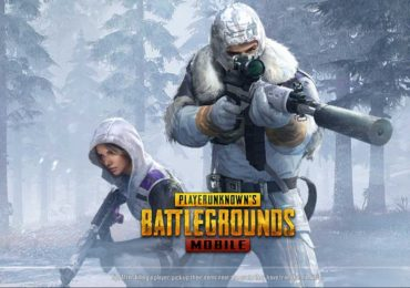 PUBG Mobile Snow Map Update Vikendi
