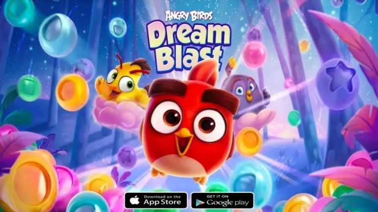 Dream Blast By Rovio Free Download Now For Android And IOS