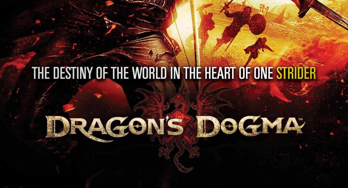 Dragon's Dogma for Nintendo Switch Soon