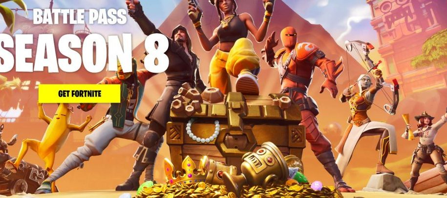 Fortnite Battle Pass Season 8 is Live Now Buy And Play