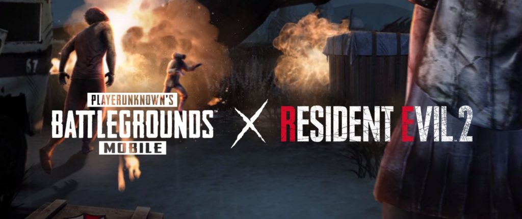 PUBG Mobile Resident Evil 2 Download