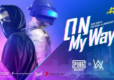 PUBG Mobile With Alan Walker's ON MY WAY