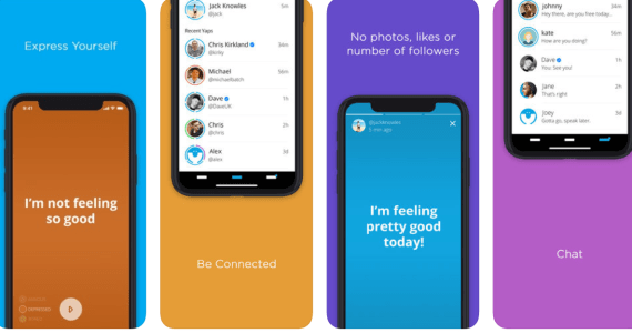 Yapa-Connect Share you emotions