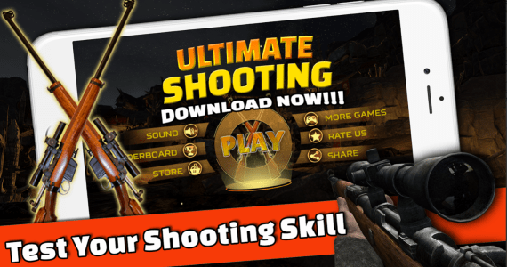 Ultimate Shooting Mobile Game Download Now
