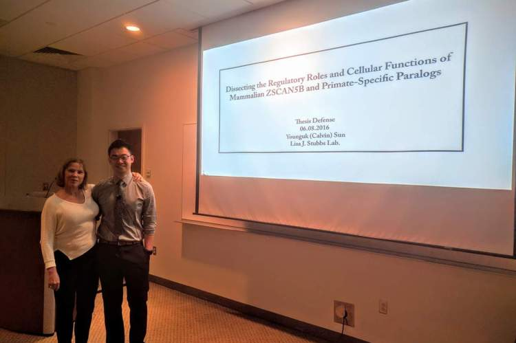 Calvin's Thesis Defense 2016