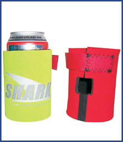 Stubby Cooler FIshing Rod Cover