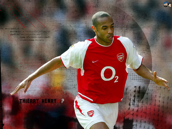 My Top Ten Arsenal Players (2/6)
