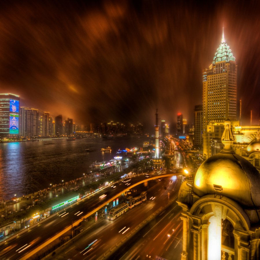 China High Dynamic Range Photo