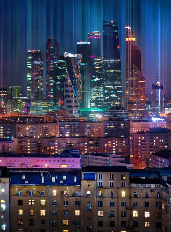 Incredible Moscow