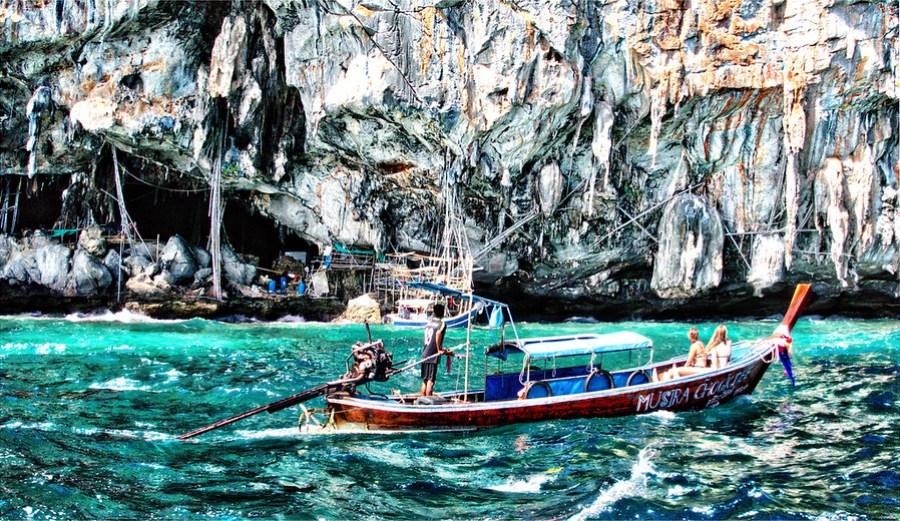 Island-Hopping in Thailand