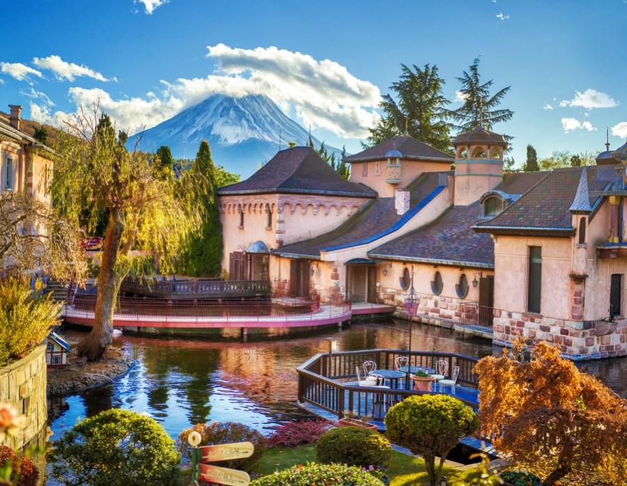 A Day At Mount Fuji