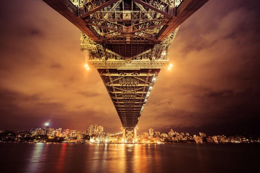 Bridge Party in Sydney