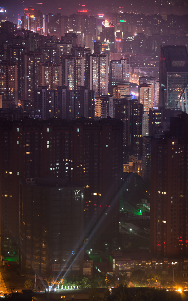 Asian Blade Runner