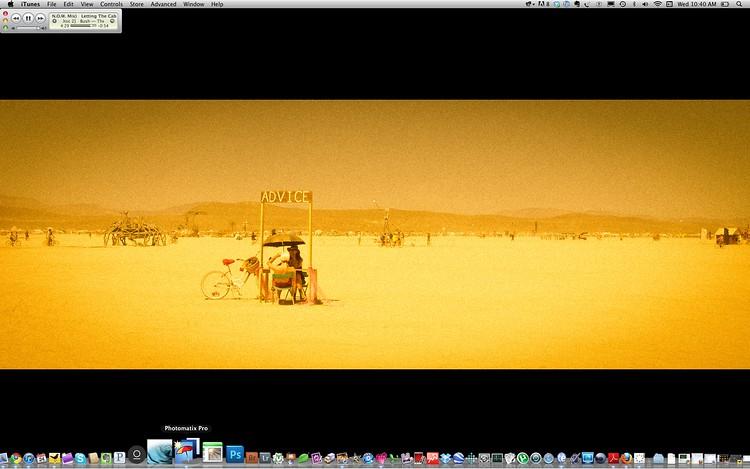 HDR Desktop