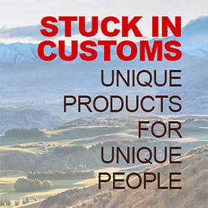 Stuck in Customs Store