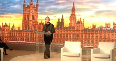 Trey Ratcliff speaking at Google Zeitgeist