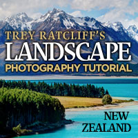Landscape & Travel Photography Tutorial: New Zealand