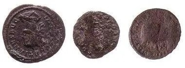 Roman coins found in Iceland