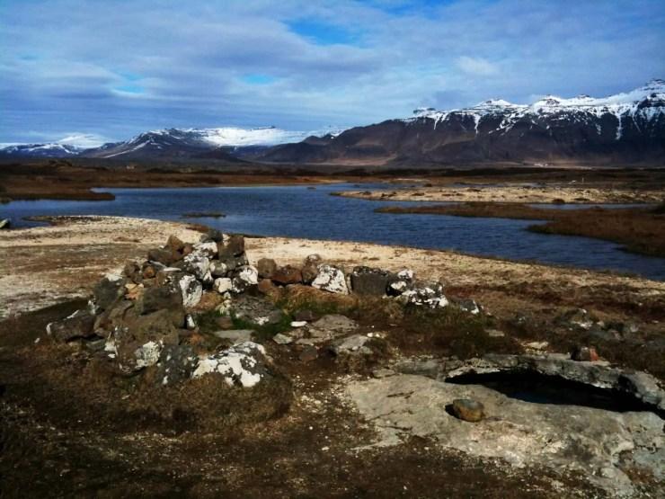 Landbrotalaug is an Icelandic gem of a hot spring.