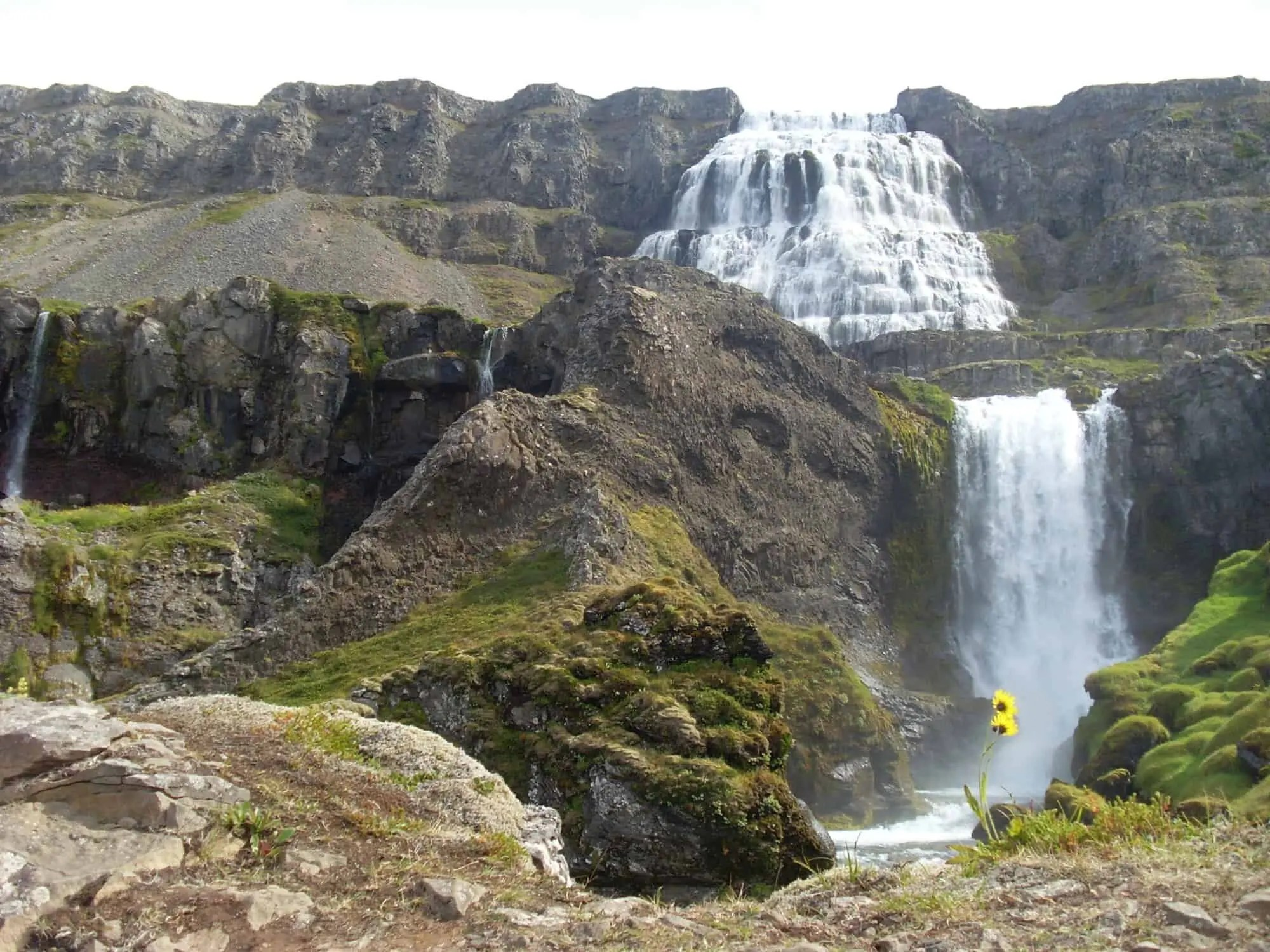 Image result for dynjandi waterfall in iceland