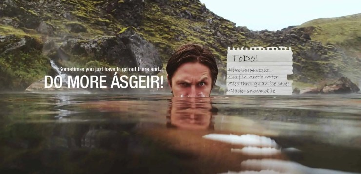 Do More With Asgeir