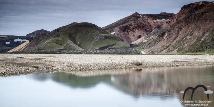 Landmannalaugar is a must place to visit.
