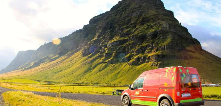 Happy Campers in Iceland made a great Iceland road trip video.