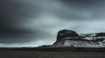Lómagnúpur Mountain. One of my favorite!