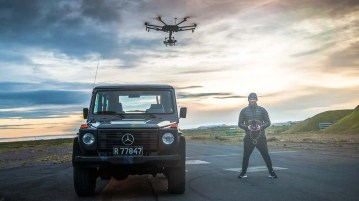 The King of Iceland Drone Videos.