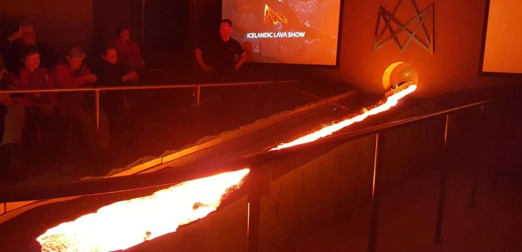 Icelandic lava flows!