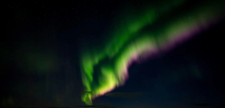 Northern Lights App Guides you to the Aurora