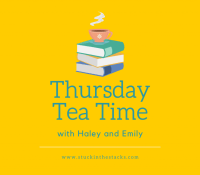 Thursday Tea Time– DNFing: Why We Do It And Why You Should Too