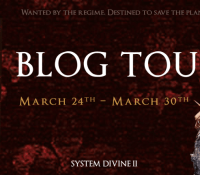 Blog Tour: Between Burning Worlds by Jessica Brody and Joanne Rendell