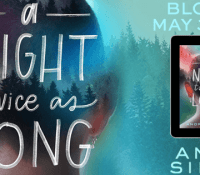 Blog Tour– A Night Twice As Long by Andrew Simonet