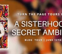 Blog Tour– A Sisterhood of Secret Ambition by Sheena Boekweg