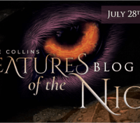 Blog Tour– Creatures of the Night by Grace Collins