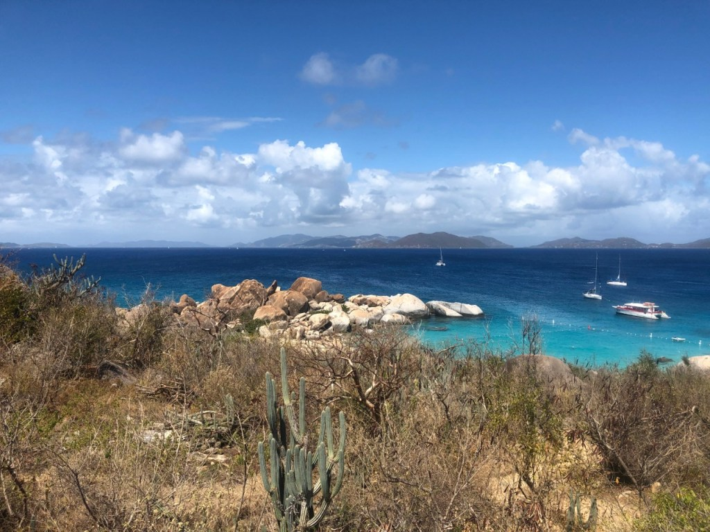 The Baths at Virgin Gorda.