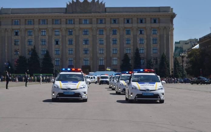 В Харькове отметили День полиции (ФОТОрепортаж)