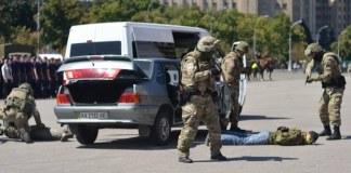 День полиции в Харькове: правоохранители продемонстирировали свои навыки (ВИДЕО)