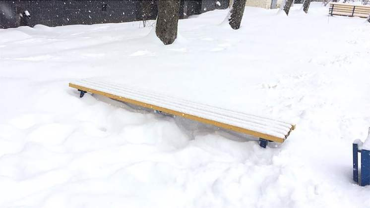 Харьков и дальше будет заметать снегом, полиции поручено убрать с улиц машины 2