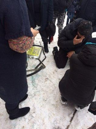 Мужчина выпал из окна харьковского трамвая 4