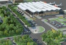 В Одессе сдали в эксплуатацию новый терминал аэропорта 1