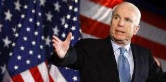 Сенатор Маккейн призвал Трампа предоставить Украине летальное оружие