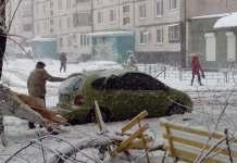 В Харьковской области обесточен 61 населённый пункт, в облцентре - тысяча домов 2